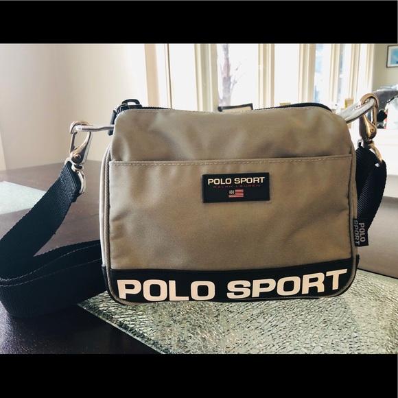 Vintage Polo Sport   Ralph Lauren Crossbody Bag. M 5c61bcf9c9bf505df54adc64 9ade1d82510ac